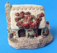 Lilliput Lane The Farriers Miniature English House Cottage 1985 Vintage