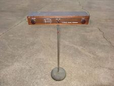 Vintage Mid Century 1961 Original RA Moog Melodia Model Theremin