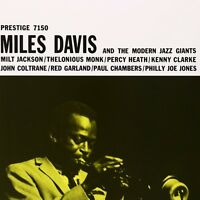 Miles Davis - Miles Davis & the Modern Jazz Giants [New Vinyl]