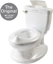 Summer Infant My Size Potty Training Toilet Toddler Boys & Girls Flushing