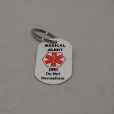 Medical Alert Keyring - DNR (Do Not Resuscitate)