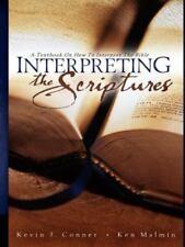 Interpreting The Scriptures