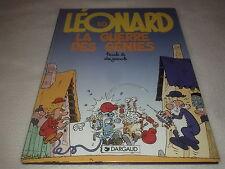 LEONARD T10 LA GUERRE DES GENIES EO