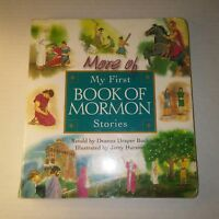 More of My First Book of Mormon Stories (2005, Hardcover)