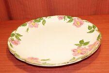 (MA2) Vintage Franciscan Desert Rose 14  round Platter MADE IN USA & Platter Desert Rose Pink Franciscan China u0026 Dinnerware | eBay
