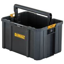 DeWALT DWST17809 Heavy Duty TSTAK Tool Storage Open Tote w / Folding Handle