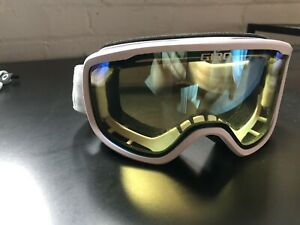 GREAT! GIRO SKI GOGGLES CRUZ WHITE