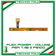 FLEX CAVO TASTO ACCENSIONE POWER BUTTON ON/OFF E VOLUME PER SAMSUNG TAB 2 P5100