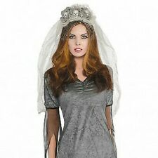 Adults Ghost Bride Headband