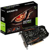 GeForce GTX1050 Nvidia Gigabyte 2GB Card GDDR5 128bit PCIe3.0 Graphics