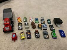 Lot Of 21 Disney Pixar Diecast Cars