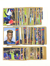Panini Carrefour Set Complet 96 Stickers + Tatoo France Russie 2018 Complète