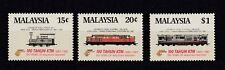 D. Eisenbahn - Lokomotiven  Malaysia  304 - 06 **  (mnh)