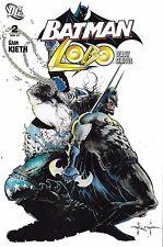 DC Batman Lobo comic issue 2