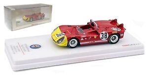 Truescale Alfa Romeo Tipo 33/3 #38 Autodelta SpA Monza 1000km 1970 - 1/43 Scale