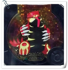 [LEGEND] Pokemon Powerful Tretta chip cards GROUNDON Takara Tomy