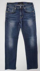 Baldessarini Jeans Jack 16501 W32 L32 32/32 blau stone distressed gerade X369