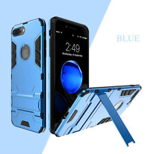 For Apple iPhone 5 5S SE Kickstand Hard Armor Gel Stand Case Cover Protector