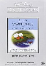 Walt Disney Treasures - Silly Symphonies * UK Compatible DVD New