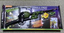 Teenage Mutant Ninja Turtles Kids Tangle Free Telescoping Fishing Pole/Kit