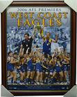 West Coast Eagles Signed 2006 Premiers Print John Worsfold & Chris Judd Framed