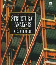 Structural Analysis by Russell C. Hibbeler (1996, Hardcover, Revised)