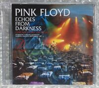 PINK FLOYD ECHOES FROM DARKNESS CHICAGO 1987 1ST NIGHT 2CD PROGRESSIVE ROCK