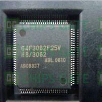 2PCS HD64F3062F25V Encapsulation:QFP,