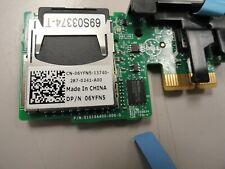 Dell PowerEdge Dual SD Card Module 06YFN5 with 2 x 32gb SD Card