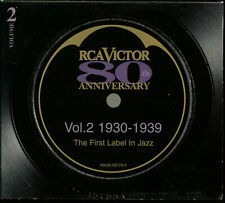 RCA Victor 80th Anniversary: The First Label In Jazz Vol. 2 1930-1939 (CD, 1997)