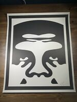 Shepard Fairey Obey Classic Icon Art Print Poster Signed 25 X 30 Andre The Giant