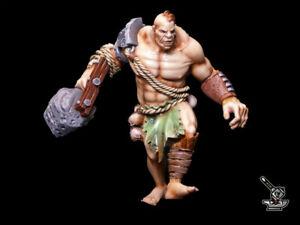 Géant résine warhammer Age of sigmar 9th Age, King of war...