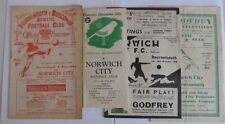Port Vale Division 3 Home Teams O-R Football Programmes