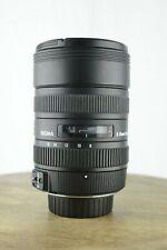 Sigma 8-16mm f4.5-5.6 HSM DC Ultra Wide Angle Zoom AF Lens For Nikon DX DSLR