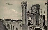 Kairo Cairo Caire al-Qāhira Ägypten Egypt ~1910 Barrage du Nil Brücke Damm Fluß