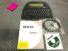 AlphaSmart Neo2 Portable Word Processor