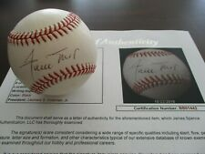 Willie Mays JSA Authenticated Autographed Leonard Coleman Baseball !!!!!