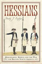 Hessians & the Revolutionary War for British North America History Book HC in DJ