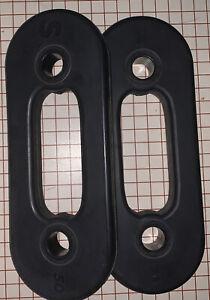 (Set of 2) Genuine Original Soloflex 50 Pound Resistance Bands