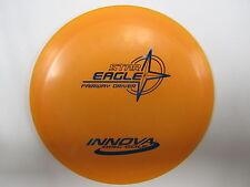 OOP INNOVA STAR EAGLE X PREFLIGHT# 147g LIGHTWEIGHT Orange w/ Blue Stamp -New