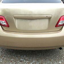 2007 2011 Fits Toyota Camry 1pc Rear Bumper Ppf Applique Scratch Guard Exact Fit