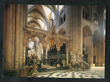 C1990s View: The Crossing with Scott Screen, Pulpit & Lectern, Durham Cathedral