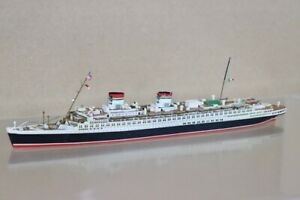 RON HUGHES 1:1200 ITALIAN LINE REX LINER SHIP Compatible with BASSETT LOWKE nu