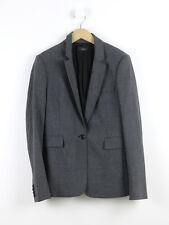 Joseph femme gris veste cintrée taille 44 (UK 14/16)
