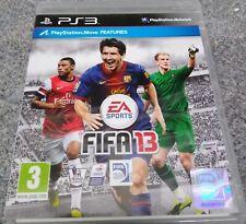 FIFA 13 Sony PlayStation 3, 2012 - EA Sports PEGI 3 PS3