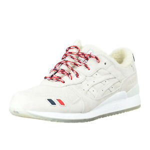 KithX MonclerXAsics Gel-Lyte III Suede Leather Fashion Sneakers Shoes 8.5 9 10.5