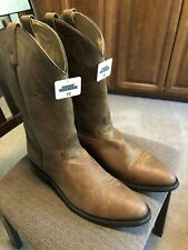 Smoky Mountain Brown Cowboy Boots 12D - Great Boots!  Make An Offer!