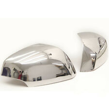2 COQUES RETRO RETROVISEURS CHROME RENAULT MEGANE 3 COUPE 2008-UP DCI 16S TCE