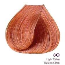 SATIN HAIR COLOR-ULTRA VIVID FASHION COLORS # 8O LIGHT TITIAN RED