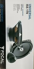 FOCAL UNIVERSAL ISS 170 KIT 2-Way SPEAKERS 17cm TWEETER